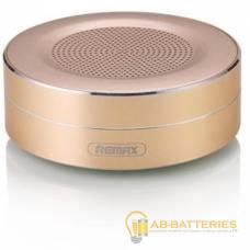 Портативная Bluetooth колонка REMAX RB-M13 Золотой