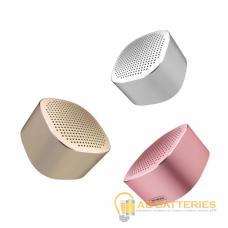 Портативная Bluetooth колонка WK SP-280  Серебро