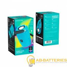 Портативная колонка Borofone BR4 bluetooth 5.0 microSD с микрофоном бирюзовый (1/50)