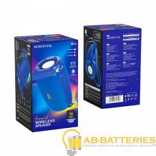 Портативная колонка Borofone BR4 bluetooth 5.0 microSD с микрофоном синий (1/50)