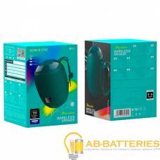 Портативная колонка Borofone BR6 bluetooth 5.0 microSD с микрофоном бирюзовый (1/60)