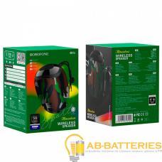 Портативная колонка Borofone BR6 bluetooth 5.0 microSD с микрофоном камуфляж (1/60)