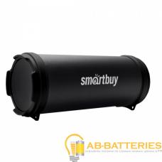 Портативная колонка Smartbuy TUBER MKII bluetooth 4.2 FM черный (1/18)
