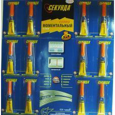 Супер-клей Секунда 3г универсальный BL12 (12/288)