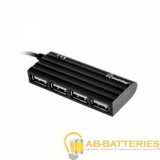 USB-Хаб Smartbuy 6810 4USB черный