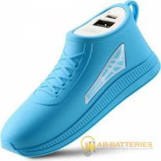 Внешний аккумулятор Remax RPL-57 Running Shoe 2500mAh 1.0A 1USB синий (1/60)