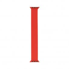 Монобраслет для Apple Watch COTEetCI W58 Liquid Silicone Band 38/40 мм (160) (красный)