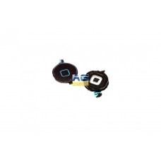 Кнопка Home Apple 3G/3GS/4 Black ( I29 )