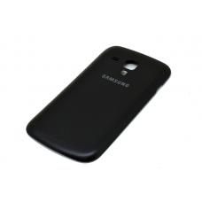 Задняя крышка Samsung S7562 Black