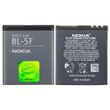 Аккумулятор Nokia BL-5F (Nokia N95 / N96 / E65)
