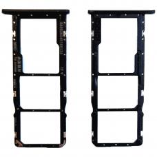 Лоток Sim-карты Huawei Honor 8A (JAT-LX1/ L29) черный