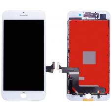 Дисплей с тачскрином для iPhone 7 Plus белый AAA