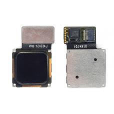 Шлейф сканер отпечатка пальца Huawei Nova (CAN-L11) черный