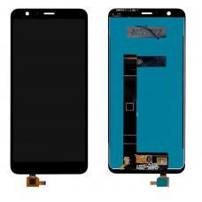 Дисплей с тачскрином Asus ZenFone Max Plus M1 ZB570TL (Z018D) черный
