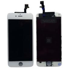 Дисплей с тачскрином для iPhone 6 белый AAA