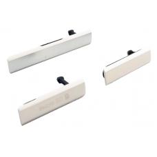 Заглушки в комплекте Sony Xperia Z1 C6903 белые