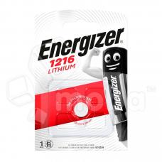Батарейка Energizer CR1216 Lithium 3V