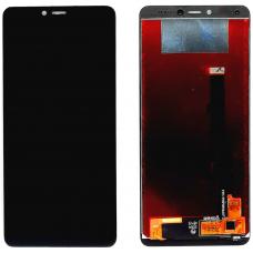Дисплей с тачскрином ZTE Blade A7 Vita черный