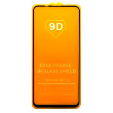 Защитное стекло полное для Huawei Honor 20 / 20 Pro / 20S / Mate 30 Lite черное