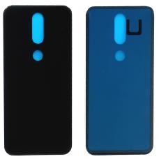 Задняя крышка для Nokia 4.2 Черный