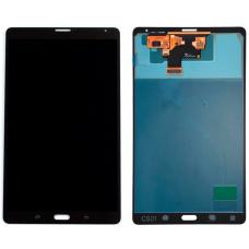 Дисплей с тачскрином Samsung Galaxy Tab S 8.4' SM-T705 коричневый (под черный)