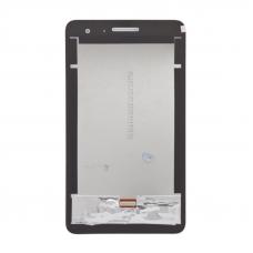 LCD дисплей для Huawei MediaPad T1-701U в сборе с тачскрином (белый)