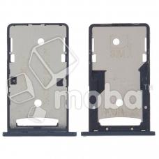 Контейнер SIM для Xiaomi Redmi 4A Черный