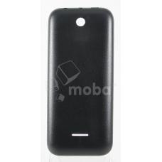 Задняя крышка для Nokia 225/225 Dual Черный