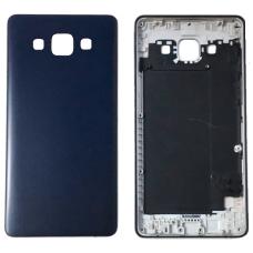 Корпус Samsung Galaxy A5 (2015) SM-A500F синий