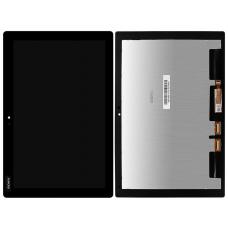 Дисплей с тачскрином Sony Xperia Tablet Z4 SGP712 / SGP771 черный оригинал