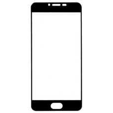Защитное стекло полное Meizu U20 черное