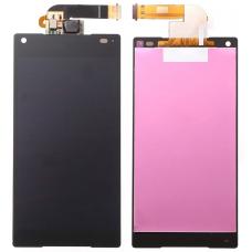 Дисплей с тачскрином Sony Xperia Z5 compact E5823 черный