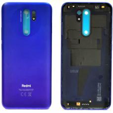 Задняя крышка Xiaomi Redmi 9 фиолетовая