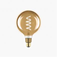 Умная лампа Zetton LED Wi-Fi Bulb G95SP E27 4Вт  2700К Loft