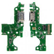Шлейф для Huawei Honor 20 Lite плата на системный разъем/микрофон LRA-AL00/LRA-TL00 China
