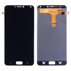Дисплей с тачскрином Asus ZenFone 4 Max ZC554KL (X00iD) черный