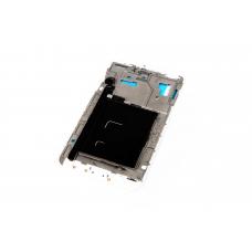Корпусной часть (Корпус) Samsung N7000  рамка дисплея White