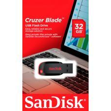 Флеш накопители SanDisk 32GB USB 2.0 Drive