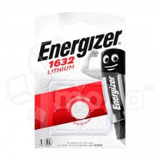 Батарейка Energizer CR1632 Lithium 3V