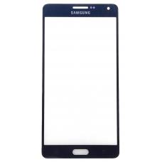 Стекло для дисплея Samsung Galaxy A7 SM-A700F синее
