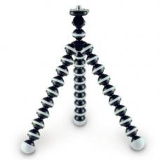 Гибкий штатив - трипод малый (16.5х3х3см) (black)