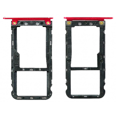 Лоток Sim-карты Xiaomi Mi A1 / Mi 5X розовый