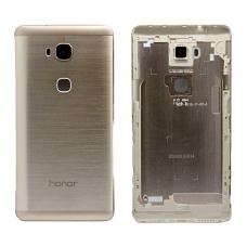 Задняя крышка/корпус Huawei Honor 5X (KIW-L21) золотой