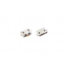 Разъем зарядки China Mobile Micro Usb 5pin (R103)
