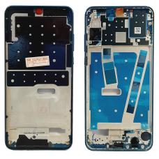 Рамка дисплея для Huawei P30 Lite / Honor 20 Lite / 20S Синяя