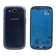Корпус Samsung Galaxy S3 GT-i9300 синий