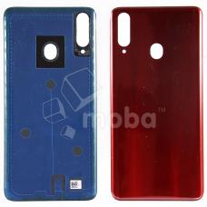 Задняя крышка для Samsung A207F (A20s) Красный