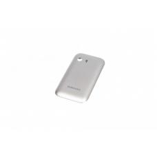 Задняя крышка Samsung S5360 Silver