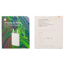 Зарядное устройство iPhone XS Max (5W)