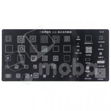 BGA трафарет для Samsung (A112)